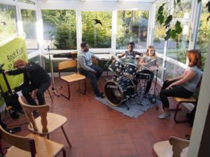 Die Bandreise der St. Pauli Rock'n'Roll Kids vom 14.10.2017 – 18.10.2017