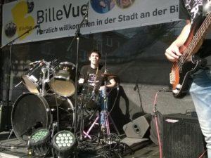 Dominic – Schlagzeug – St. Pauli Rock'n'Roll Kids