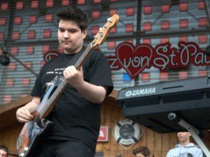 Kay – Bass – St. Pauli Rock'n'Roll Kids