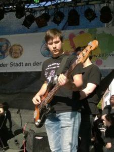 Levi – Gitarre – St. Pauli Rock'n'Roll Kids