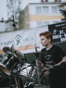 Nick – Schlagzeug, Gitarre – St. Pauli Rock'n'Roll Kids