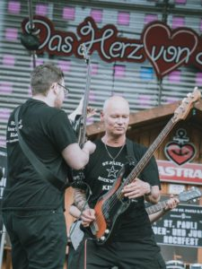 Peter – Bass, Arrangements – St. Pauli Rock'n'Roll Kids