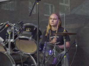 Tippi – Schlagzeug – St. Pauli Rock'n'Roll Kids