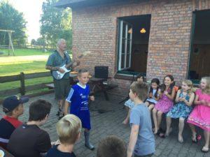 Rock Kids St. Pauli e.V. – Rock Sommercamp 2016