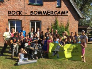 Rock Kids St. Pauli e.V. – Rock Sommercamp 2016