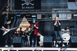 Rock Kids St. Pauli e.V. Foto von Mauricio Bustamante