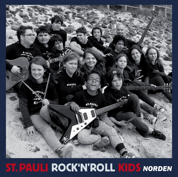 "St. Pauli Rock 'n' Roll Kids ""Norden"""
