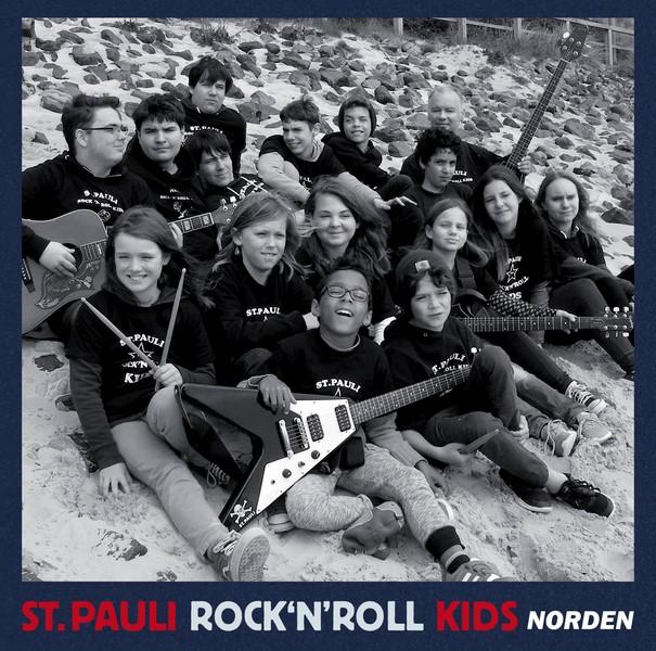"""St. Pauli Rock 'n' Roll Kids """"Norden"""""""